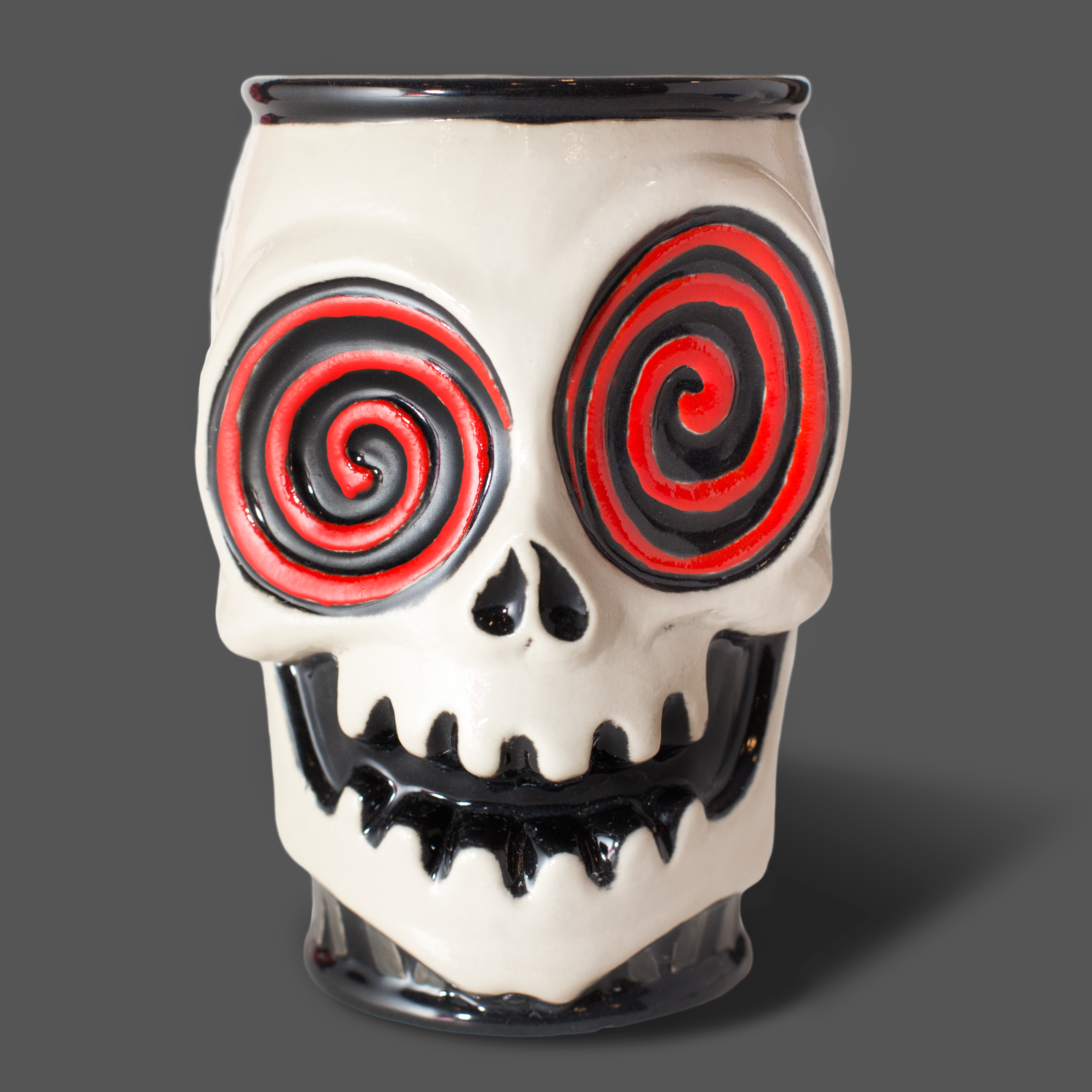 The Vortex Hip Mo Tizer Ceramic Tiki Mug The Vortex